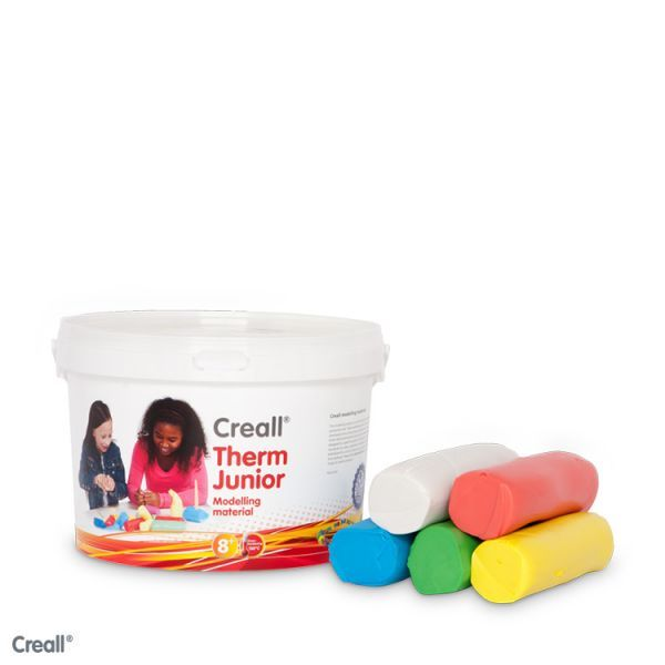 Creall-Therm junior speelklei 2 Kg